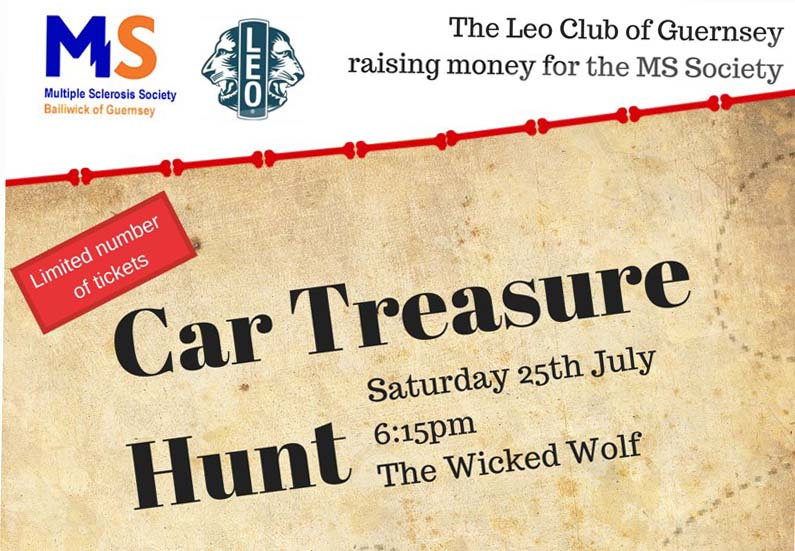 Care treasure hunt