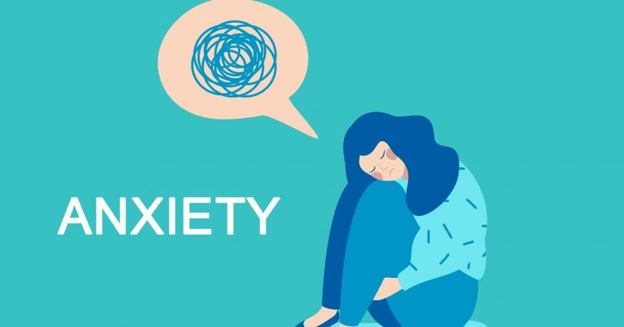 Have you recently been feeling anxious?