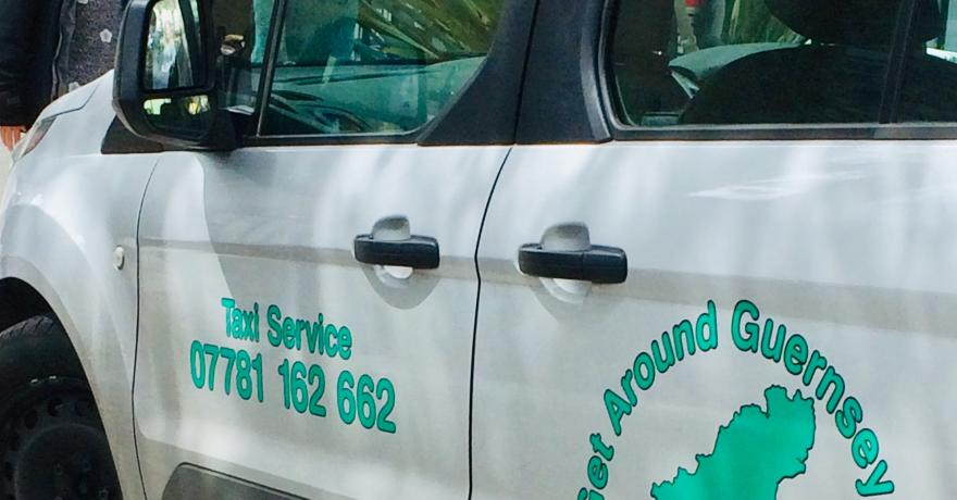 Accessible Guernsey Taxis